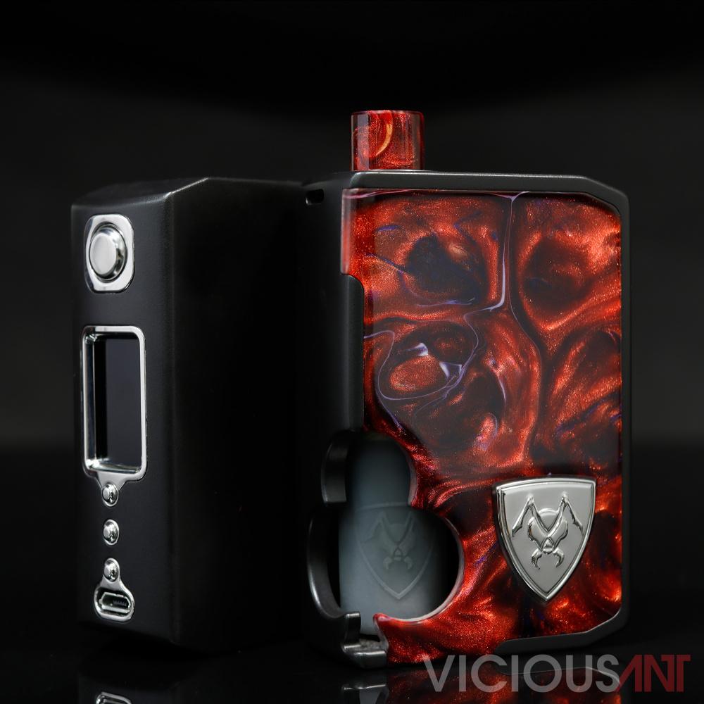 Vicious Ant Club Omega, Elektronisk Squonk Mod - PGVG no